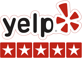 Advertising Identity SEO Yelp Review Logo